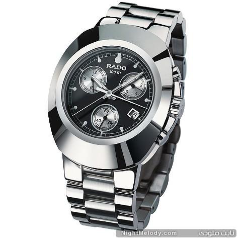جدیدترین مدل های ساعت مچی مردانه2013