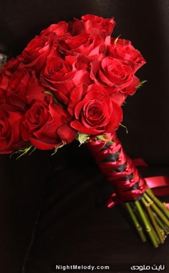 جدیدترین مدل تزیین دسته گل عروس92