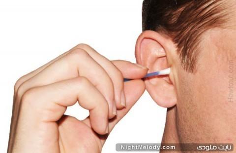 عوارض استفاده از گوش پاکن
