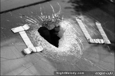 قلب های شیشه ای