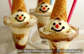 مناسبترین بستنی برای کودک شما