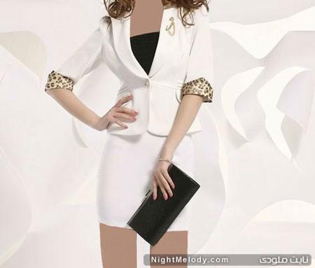 مدل کت و دامن و شلوار زنانه 2014