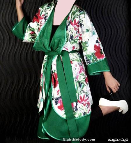 مدل مانتو تابستانی 93