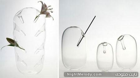 گلدانهای زیبا با ایده های خلاقانه
