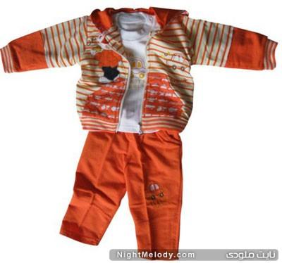 لباس بچه گانه 92