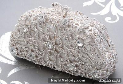 مدل های جدید کیف عروس ۲۰۱۳