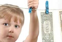به دخترانتان درباره پول آموزش بدهید!