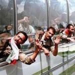 بازگشت آزادگان به میهن اسلامی