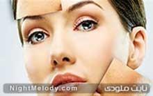 چرا روی پوست لکه میافتد؟