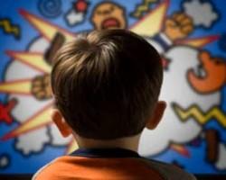 تأثیر تماشای تلویزیون بر کودکان