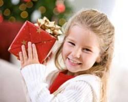 دور هدیههای تکراری برای کودکان را خط بکشید