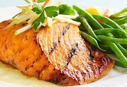 ماهی دریایی بخوریم یاپرورشی؟