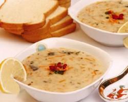 طرز تهیه ی سوپ جو سفید در مایکروویو مخصوص افطار