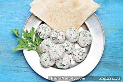 طرز تهیه توپک های پنیری برای سفره افطار