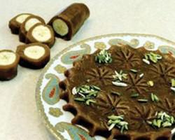 حلوای موز ( خوراک هندی ) مخصوص ماه رمضان