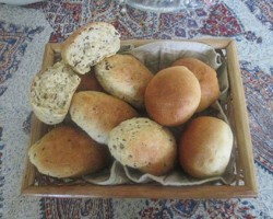 نان مغزدار نروژی (روند استیکه)