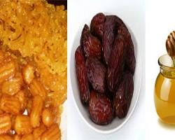خرما و عسل یا زولبیا و بامیه ؟!
