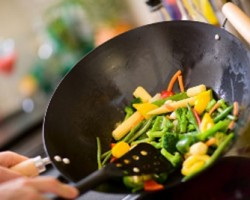 روش عالی سرخ کردن غذا برای جلوگیری از چاقی