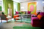 رنگ ها و معانی آن ها در طراحی داخلی