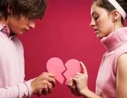 وقتی عشقتان بخاطر کس دیگری ترکتان میکند