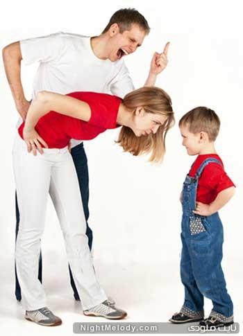 با بچه ها چطور رفتار کنیم ؟