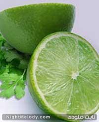 بر طرف کردن چین و چروک با آب لیمو