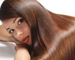 موهای صاف بدون استفاده از اتوی مو