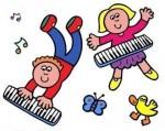 برای آرام کردن کودک از موسیقی استفاده کنید!