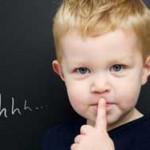کودکان وقتی دروغ میگویند که: