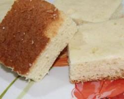 کیک رژیمی بدون فر