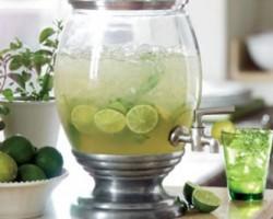 طرز تهیه لیموناد خانگی مخصوص تابستان
