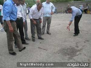 بازی محلی روستای کلی انزلی