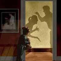 عاشقانه در حضور فرزندان