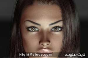 چگونه با آرایش برنزه صورت مان را زیباتر کنیم؟