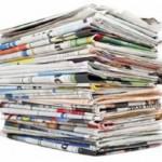 استفاده از روزنامه باطله در خانه داری