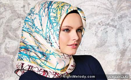 روسری برند Karaca