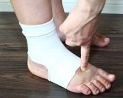 راه هایی برای رفع ورم پا در دوران بارداری