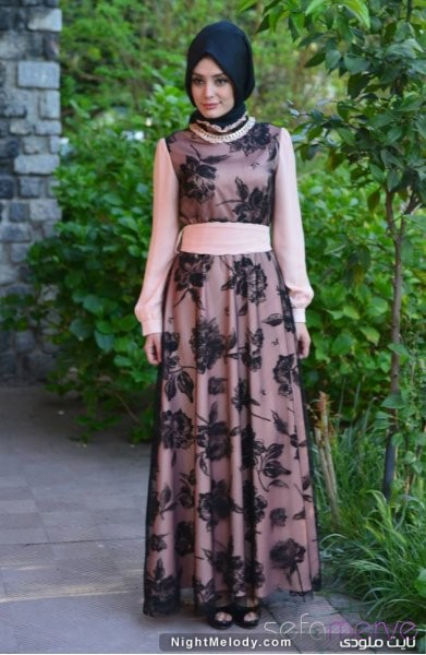 مدل لباس شب عروسی زنانه