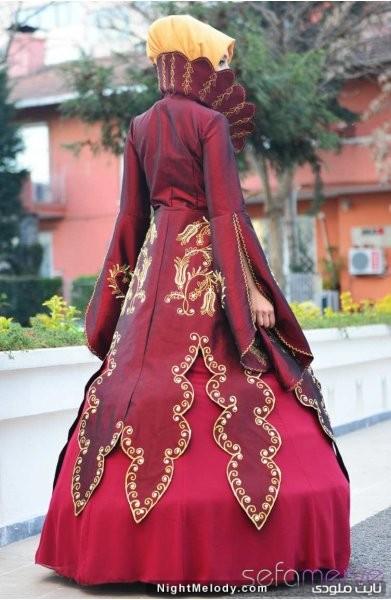 مدل های جدید مانتو سنتی زنانه