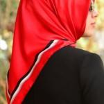 مدل های جدید حجاب طرح دار زنانه