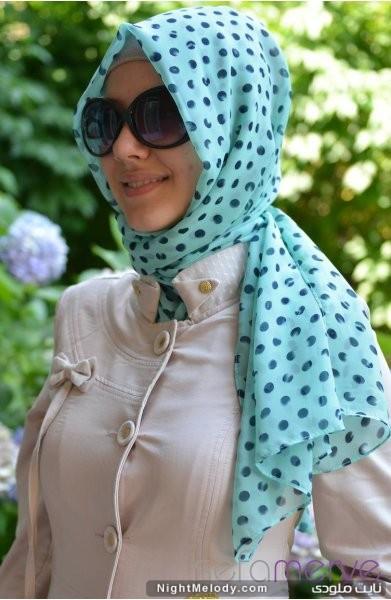 تصاویر جدید شال ترکی زنانه