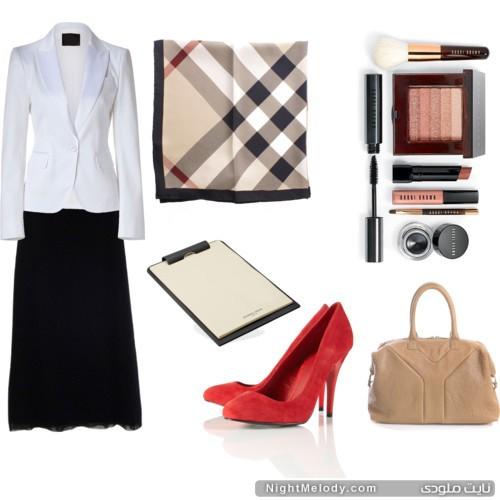 ست های جدید لباس زنانه 2015