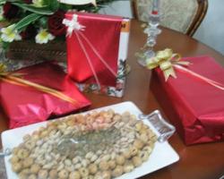 هدیه عید قربان برای عروس ها