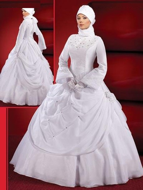 لباس عروس پوشیده سری 2