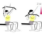 تقویت عضلات پشت بانوان