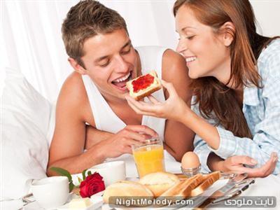 مواد غذایی ضروری برای مردان
