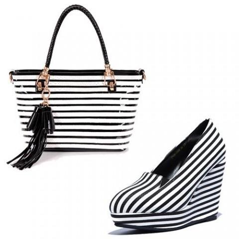 مدل ست کیف و کفش زنانه 93