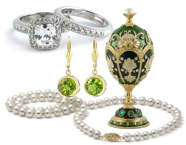 گاللری طلا و جواهرات عروس سری سوم