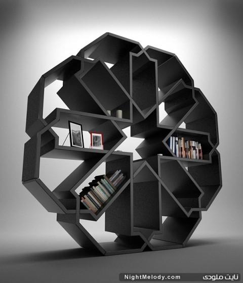 جدیدترین مدل های کتابخانه 93
