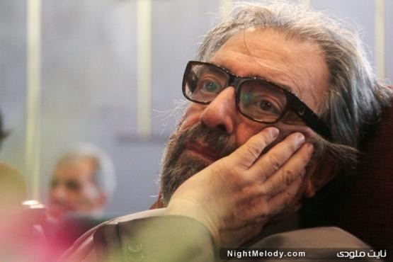 مسعود کیمیایی در بیمارستان